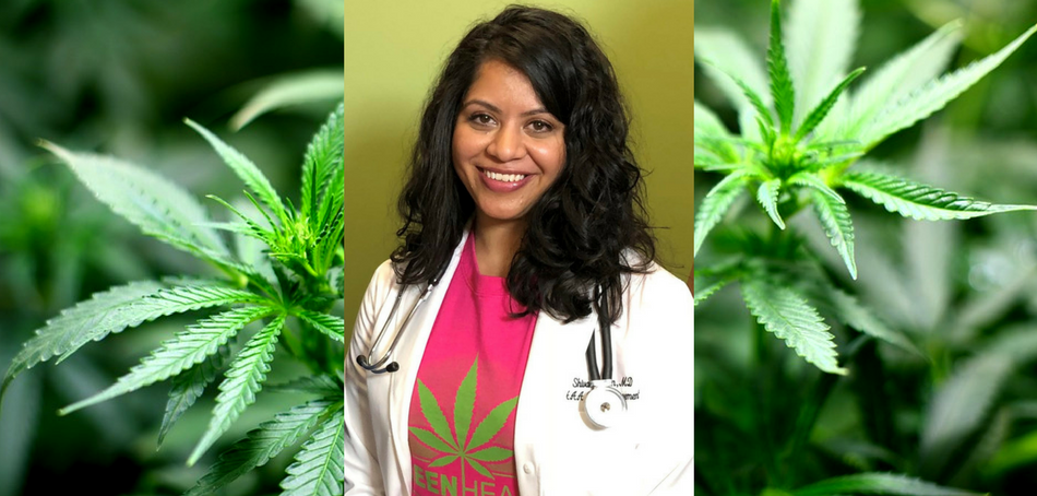 Dr. Shivani Amin discusses replacement of opioids with the safe use of cannabis