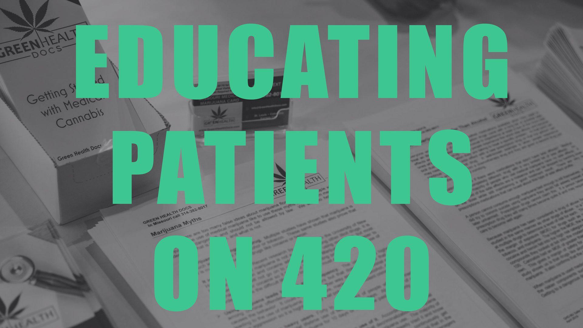 Educating420
