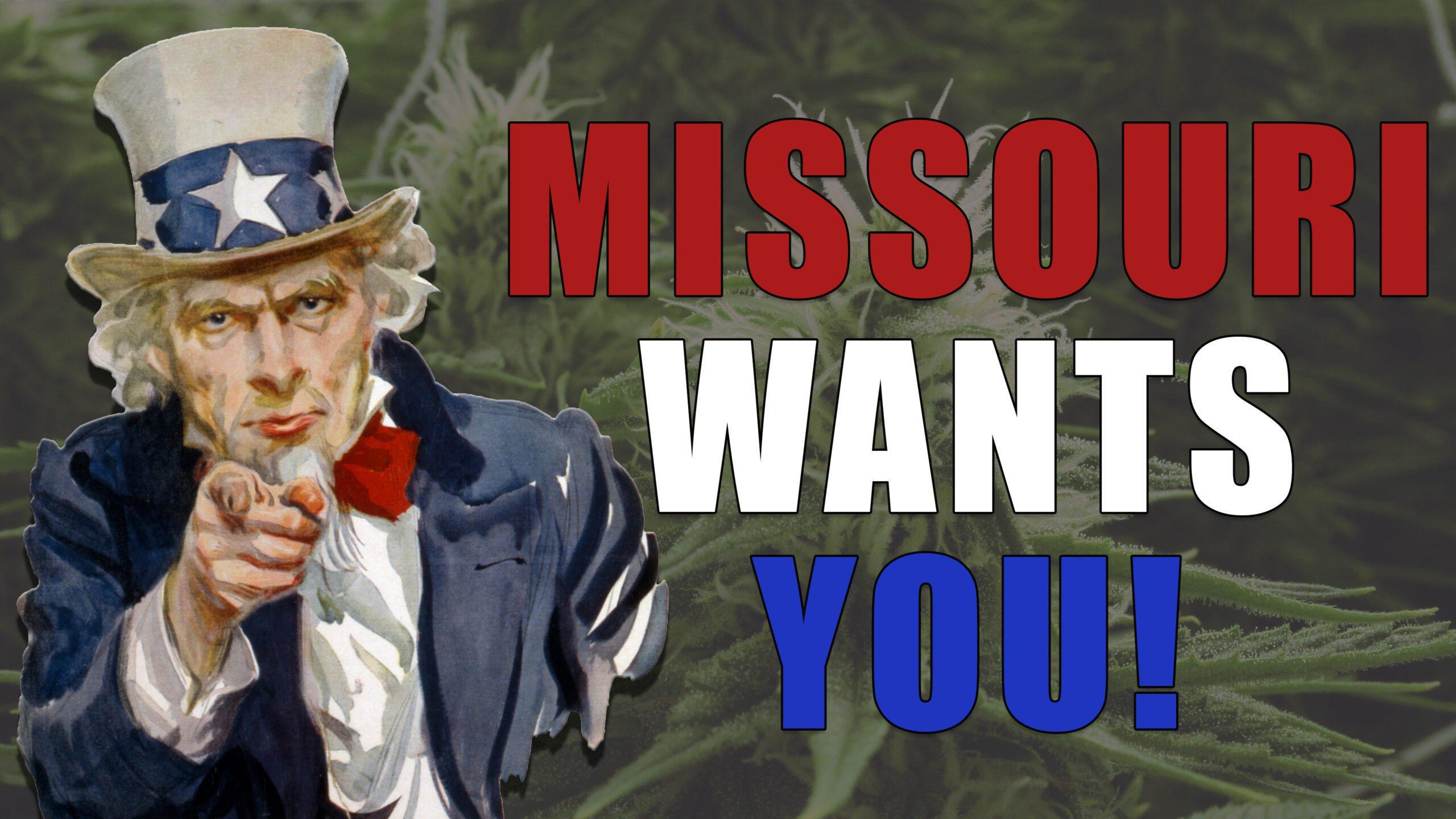 Missouri Marijuana Feedback