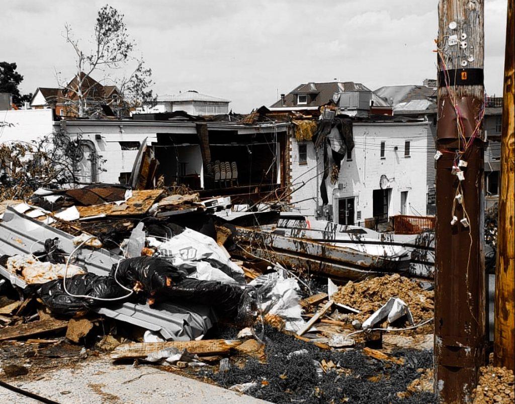 Jefferson City Tornado Relief