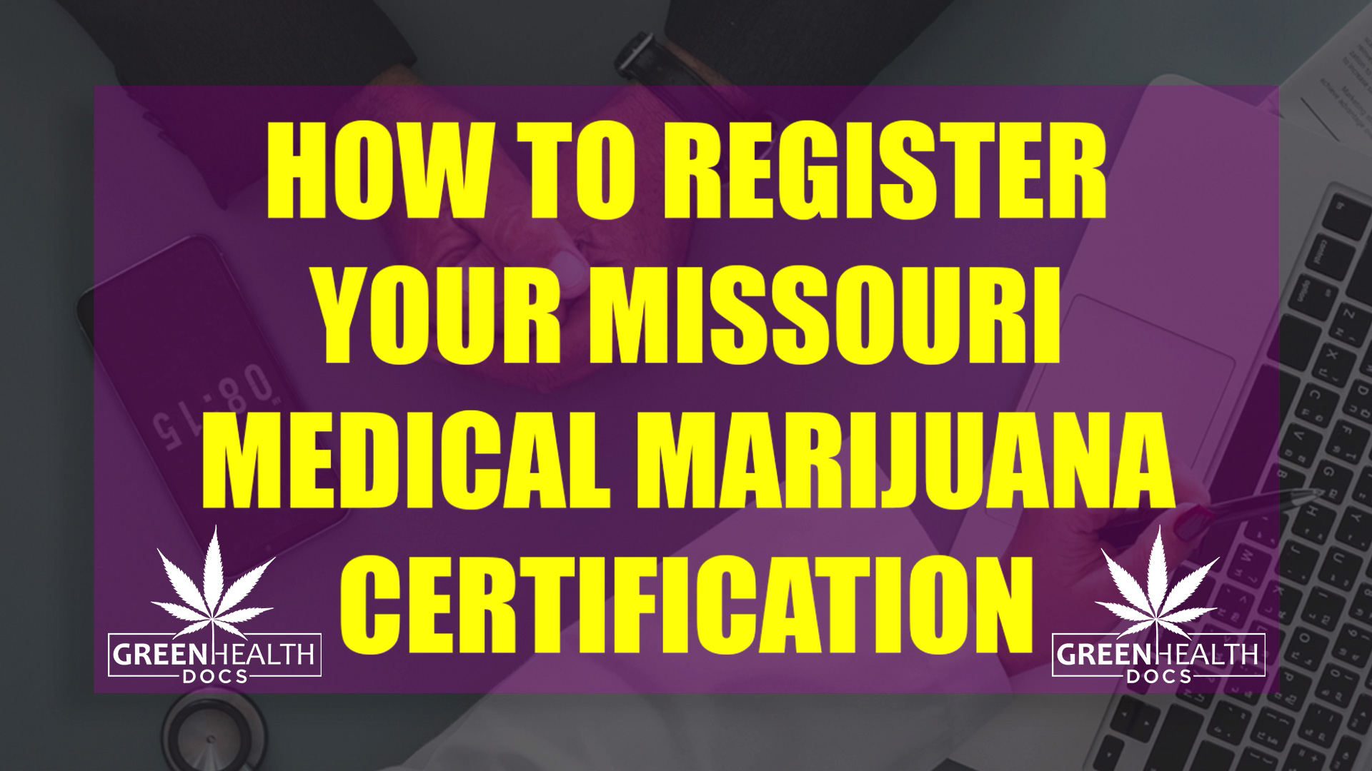 Medical Marijuana Certification