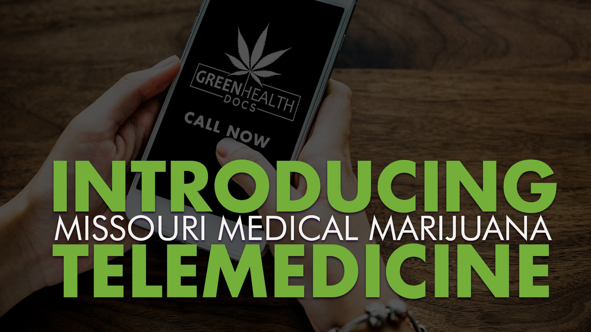 Medical Marijuana Telemedicine Arrives