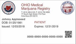 Ohio Medical Marijuana Card
