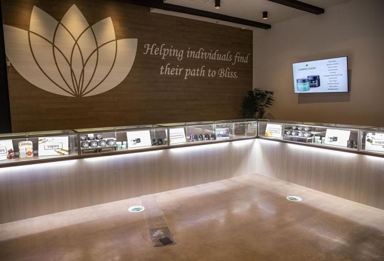 Missouri Medical Marijuana dispensary nbliss