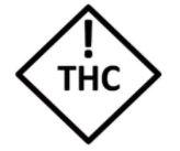 medical marijuana edibles universal packaging symbol
